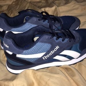 Reebok shoes.